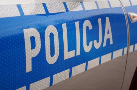 Policjanci zostali poinformowani przez pracowników opieki społecznej /Policja