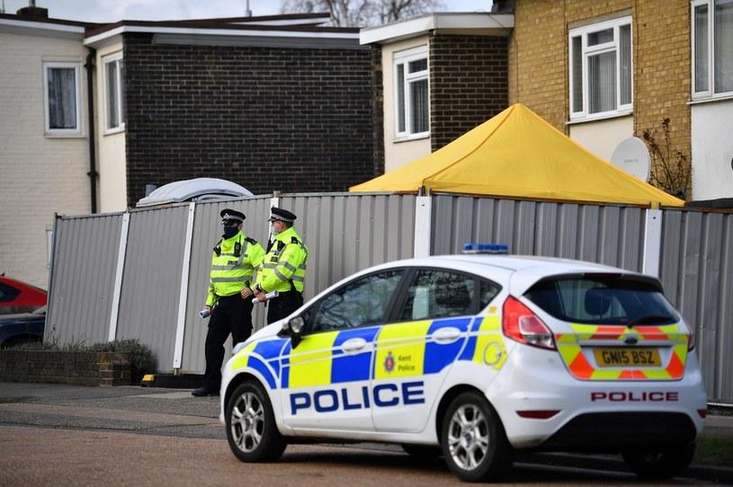 Policjant oskarżony o morderstwo 33-latki /BEN STANSALL /AFP