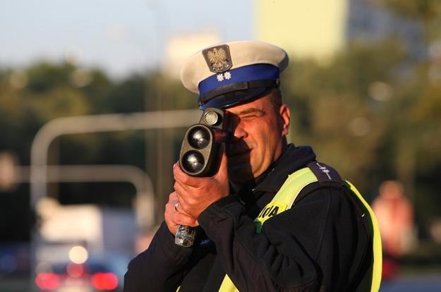 Policjant też człowiek i może się pomylić / Fot: Stanisław Kowalczuk /East News