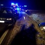 Policjant zginął, ratując ofiarę wypadku