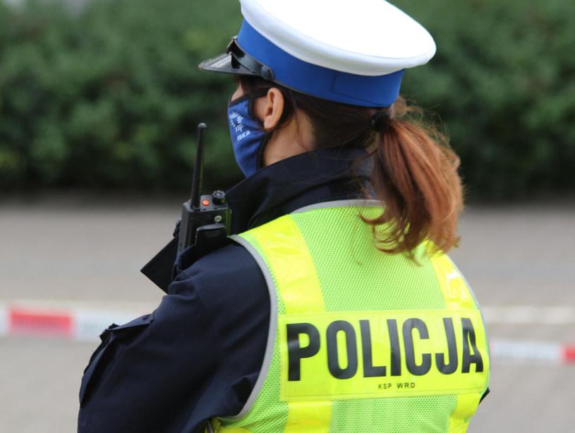 Policjantka; zdj. ilustracyjne /Lech Charewicz /East News