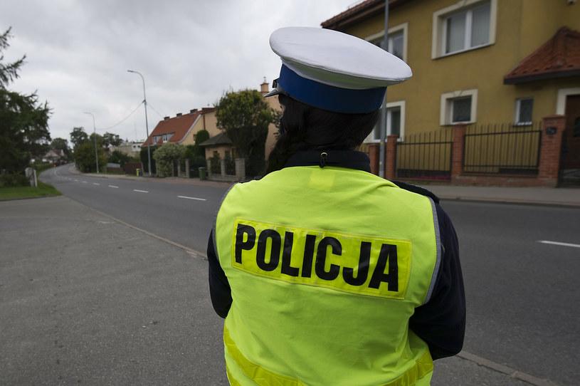 Policjantka została zwolniona ze służby, zdjęcie ilustracyjne /Stanisław Bielski /East News