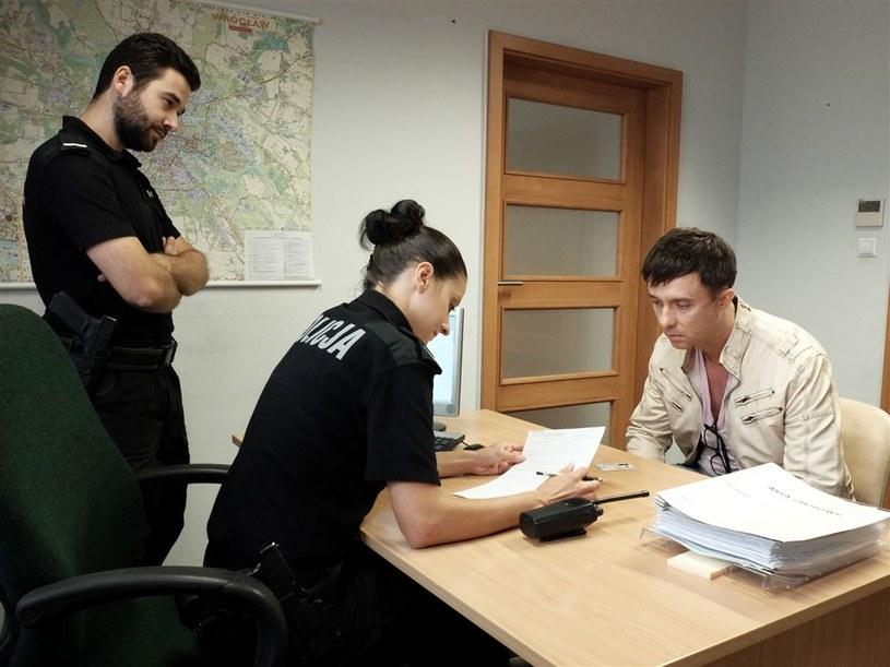 """""""Policjantki i Policjanci"""" /Bogdan Bogielczyk /Agencja W. Impact"""