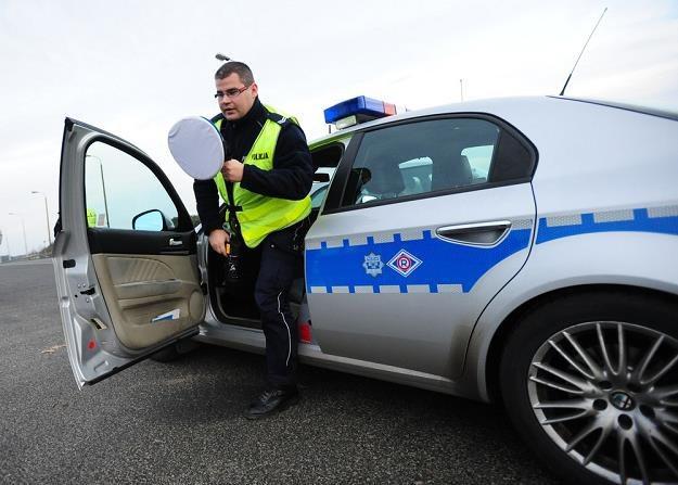 Policji nie interesuje, że dany przepis nie ma sensu / Fot: Paweł Skraba /Reporter