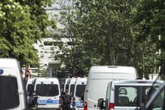 Policyjna akcja we Wrocławiu. Zatrzymano podejrzanego o podłożenie bomby