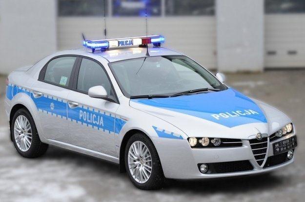 Policyjna alfa 159 /