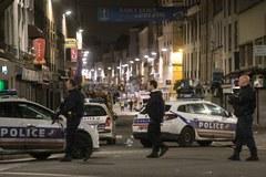 Policyjna obława w Paryżu
