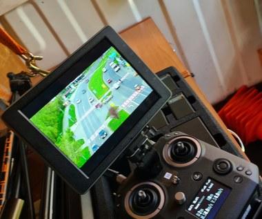 Policyjne drony znowu w akcji. Kierowcy muszą uważać