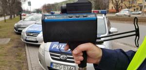 Policyjne laserowe mierniki prędkości źle celują?