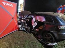 0007Q2764FSP5NT8-C307 Policyjny oficer prasowy zginął w wypadku