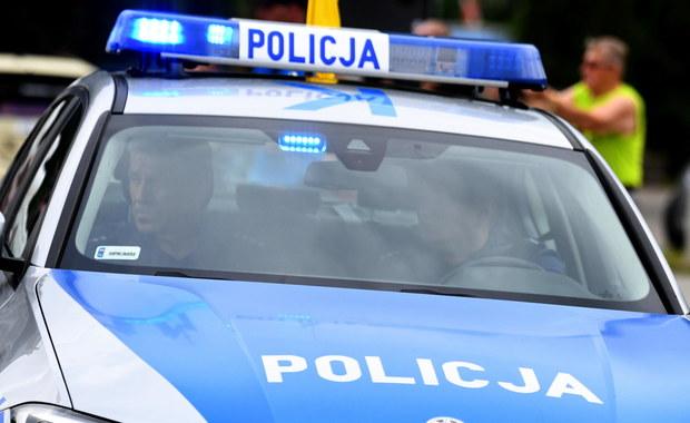 Policyjny pościg na Dolnym Śląsku. Padły strzały