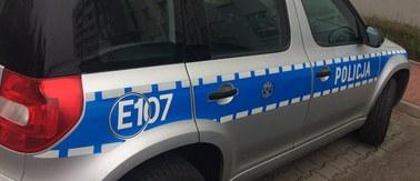 Policyjny pościg za 27-latkiem pod Łodzią. Padły strzały