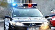 Policyjny pościg za kradzionym autem