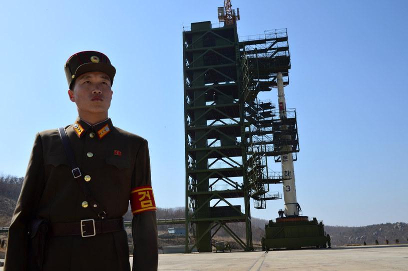 Poligon Sohae w Korei Północnej /PEDRO UGARTE /AFP