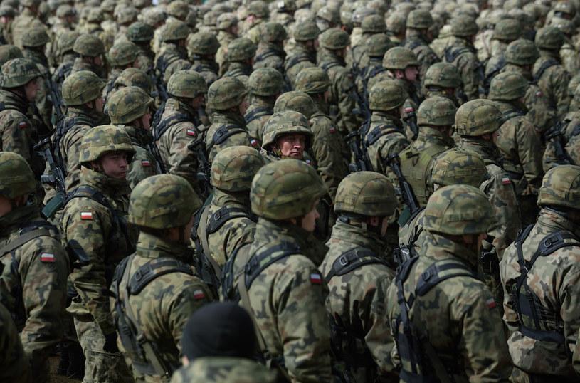 Poligon wojskowy, Orzysz; zdj. ilustracyjne /fot. Adam Chelstowski /Agencja FORUM