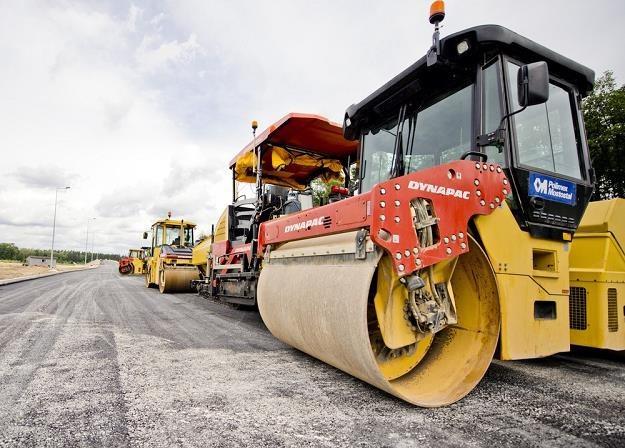 Polimex budował m.in. autostradę A4. Fot. Piotr Tracz /Reporter