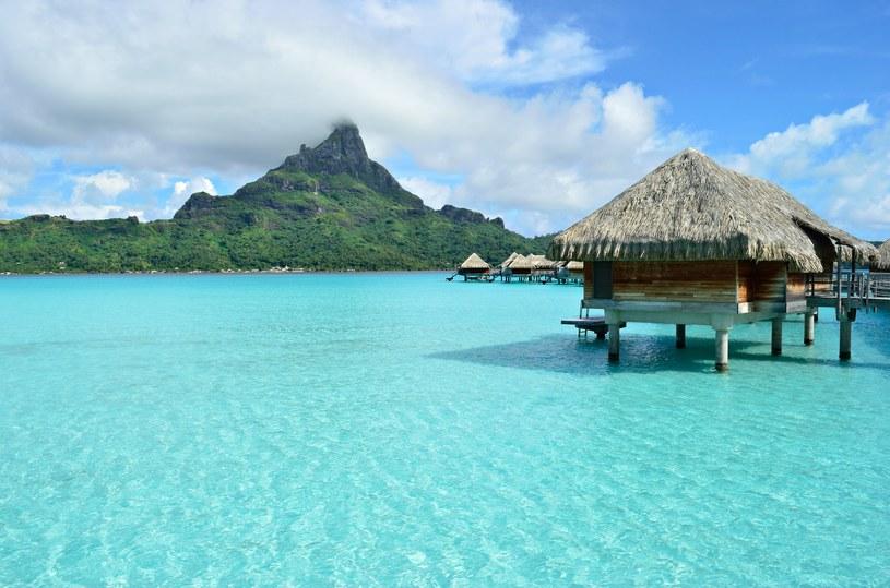Polinezja Francuska - raj na ziemi /123/RF PICSEL