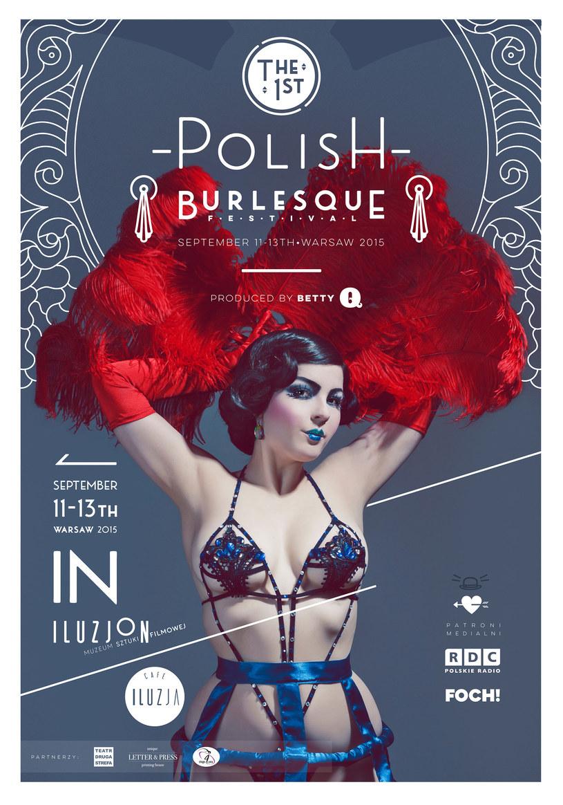 Polish Burlesque Festival /materiały prasowe
