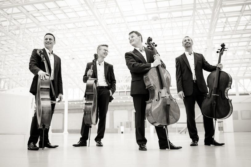 Polish Cello Quartet na festiwalu Emanacje /materiały prasowe
