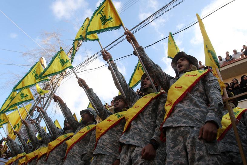 """""""Politico"""": Administracja Baracka Obamy ograniczała kampanię przeciw Hezbollahowi /Mahmoud ZAYYAT /AFP"""