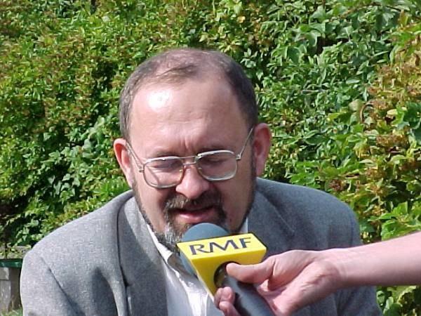 Politolog Tomasz Żukowski /RMF