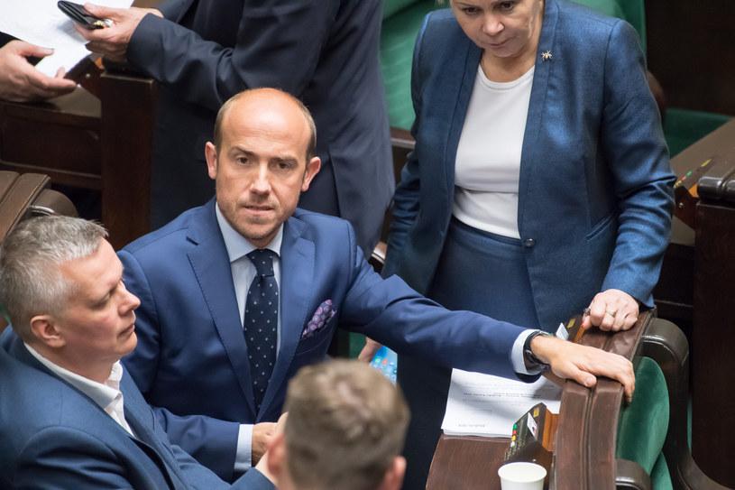 Politycy Koalicji Obywatelskiej /Wojciech Strozyk/ /Reporter