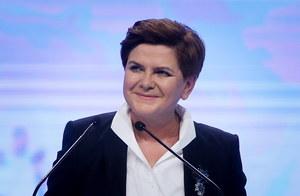 """Politycy komentują Szydło. """"Zabieg marketingowy, konfrontacja z PO, paprotka"""""""