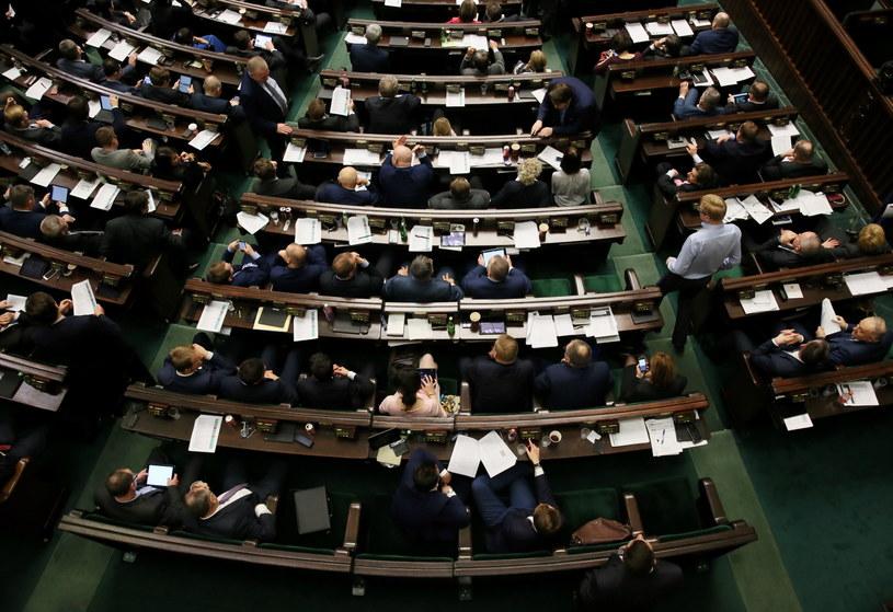 Politycy komentują założenia budżetowe /Tomasz Gzell /PAP