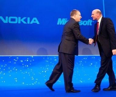 Polityczno-biznesowe aspekty umowy Nokii z Microsoftem