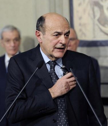 Polityczny pat we Włoszech. Bersani spróbuje stworzyć rząd