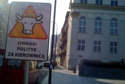 Polityk, czyli święta krowa? /RMF/INTERIA