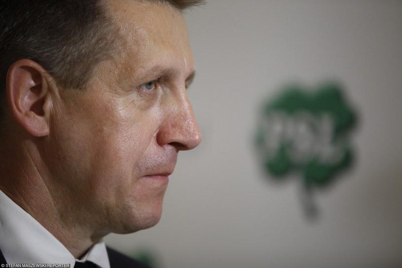 Polityk PSL - Jan Bury /Stefan Maszewski /East News