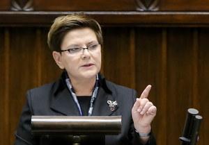 Polityka prorodzinna PiS. Premier Szydło ponawia obietnice