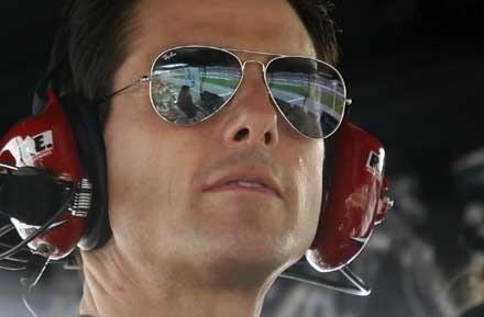 Politykiem? Nigdy! To może pilotem? - fot. Geoff Burke /Getty Images/Flash Press Media