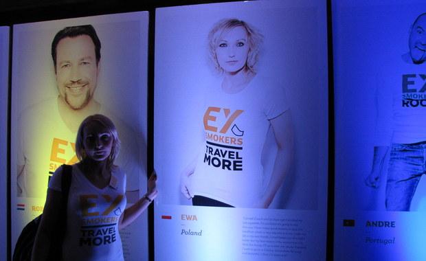 Polka ambasadorką antynikotynowej kampanii