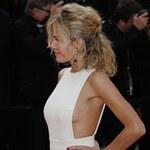 Polka pokazala biust w Cannes