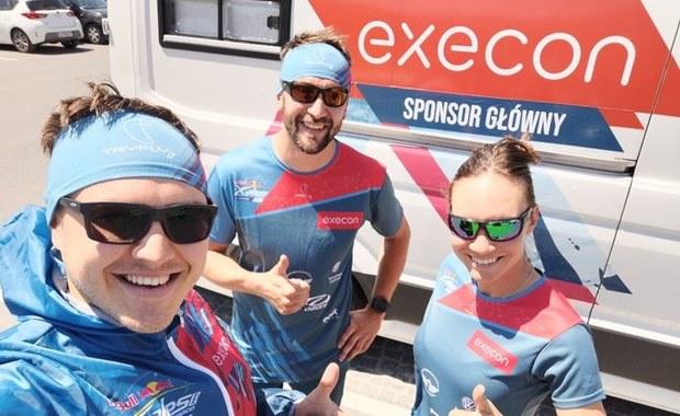 Polka startuje w prestiżowym i piekielnie trudnym wyścigu przez Alpy
