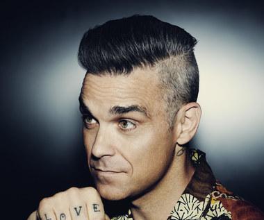 Polka zagrała w teledysku Robbiego Williamsa