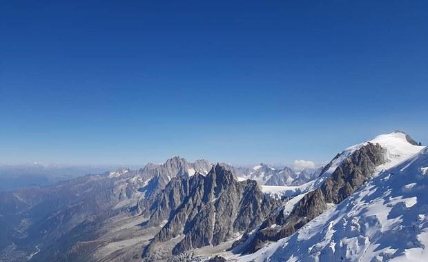 Polka zginęła na Mont Blanc. Wszyscy uczestnicy wyprawy będą przesłuchani