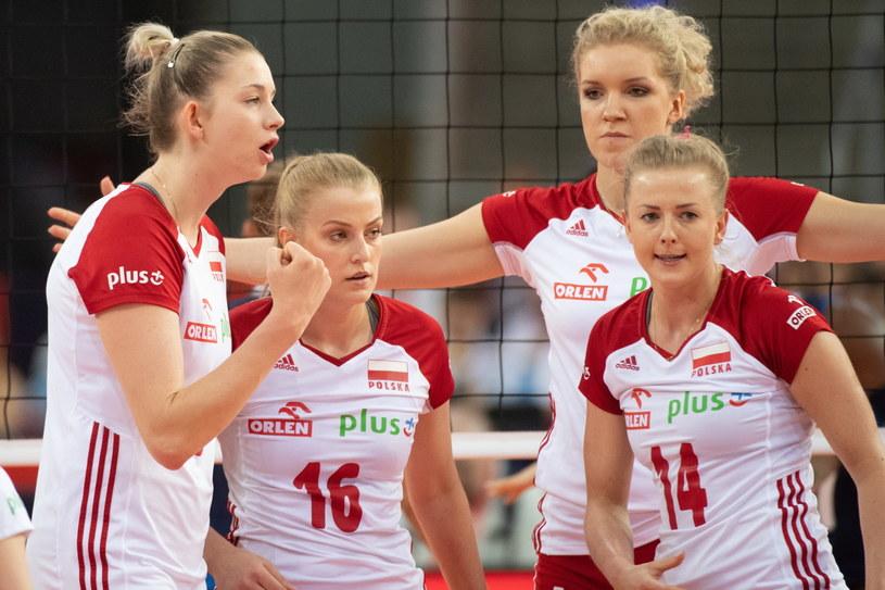 Polki awansowały do 1/8 finału z drugiego miejsca w grupie B /Grzegorz Michałowski /PAP