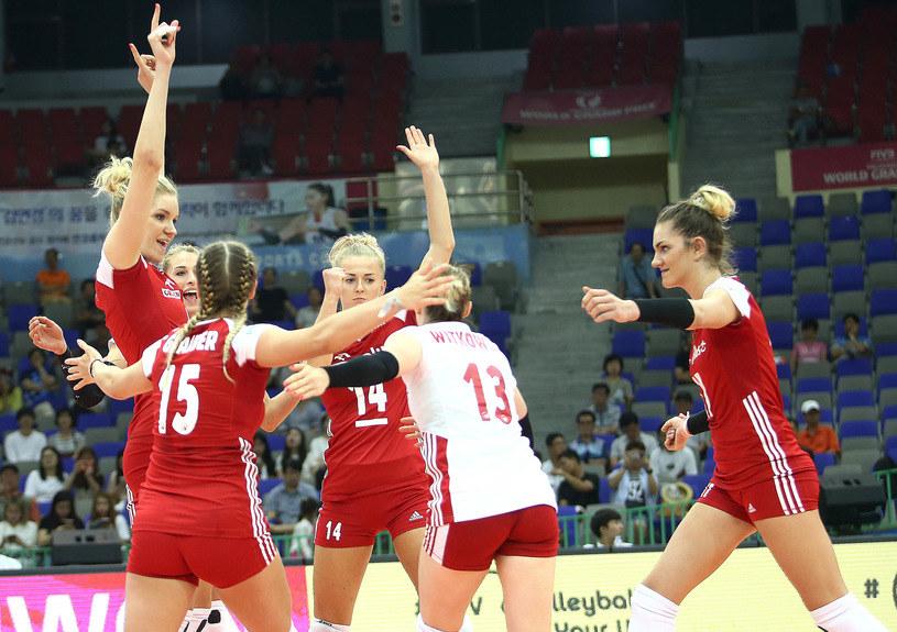 Polki gładko przegrały z Koreą Południową /www.fivb.org /