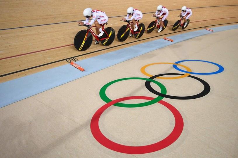 Polki podczas igrzysk w Rio /AFP