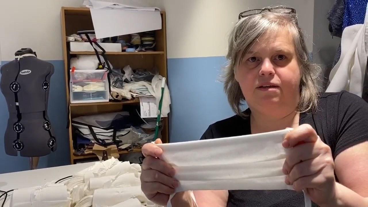 Polki w USA ruszyły z pomocą dla amerykańskich szpitali