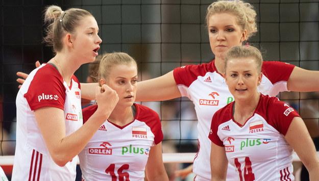 Polki wygrały 3:2 /Grzegorz Michałowski   /PAP