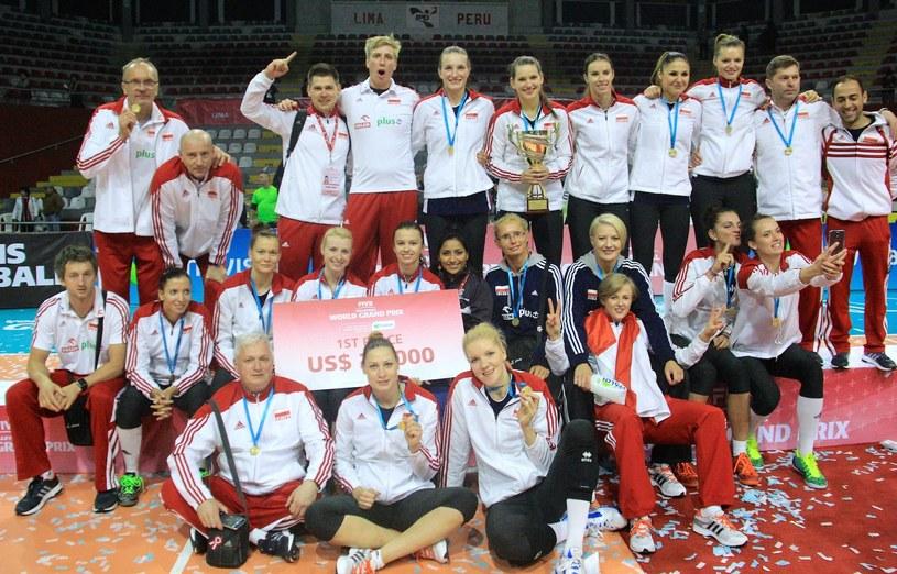 Polki wygrały turniej w Limie /www.fivb.org