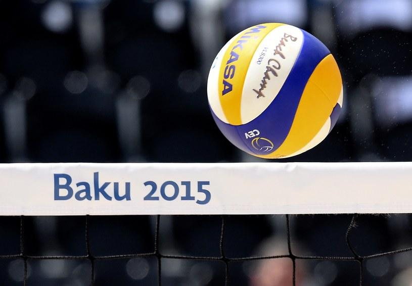 Polki zanotowały w Baku drugie zwycięstwo w trzecim meczu /AFP