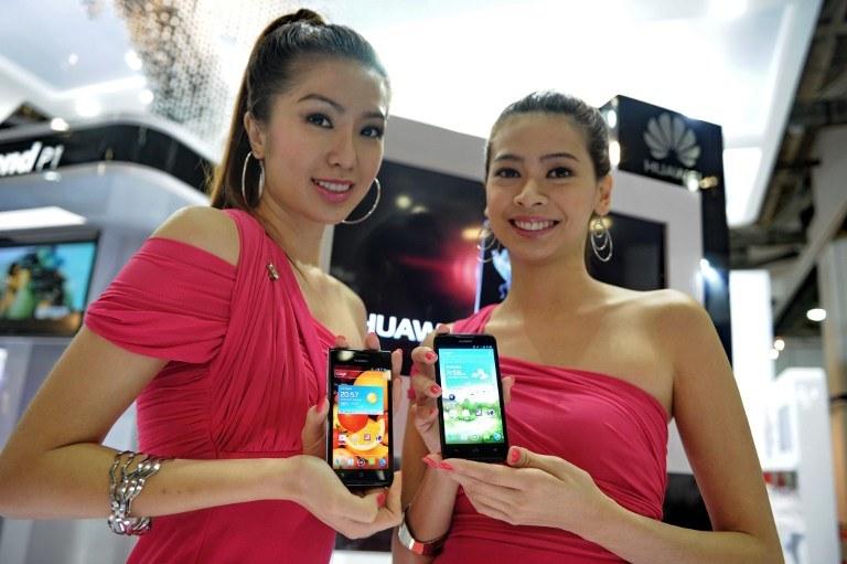 Polkomtel wraz z firmą Huawei  uruchomily Voice over LTE - VoLTE /AFP