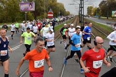 Półmaraton w Krakowie. Na starcie kilka tysięcy osób