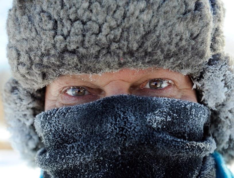 Północne obszary USA zmagają się z rekordowo niskimi temperaturami. /Craig Lassig /PAP/EPA