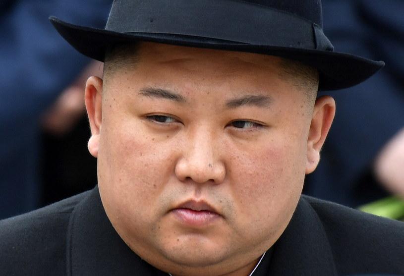 Północnokoreański dyktator Kim Dzong Un /Yuri Smityuk/TASS /Getty Images